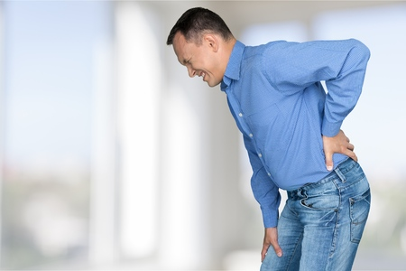 men back: Back Pain.