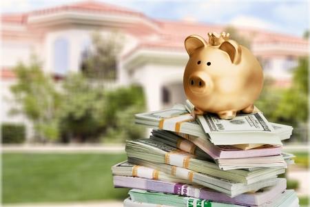 mortgage: Mortgage savings.