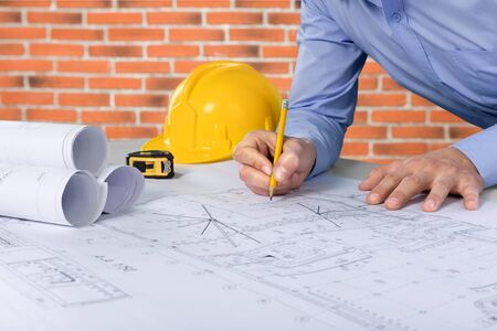executive helmet: Architect.
