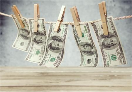 money laundering: