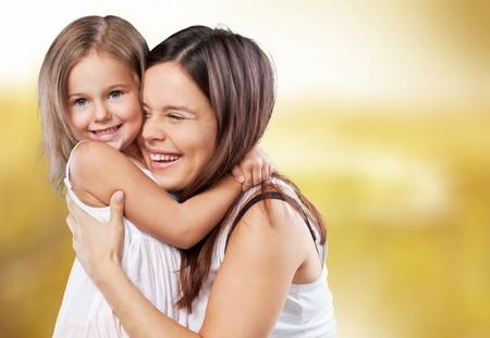 feeling happy: Mother.