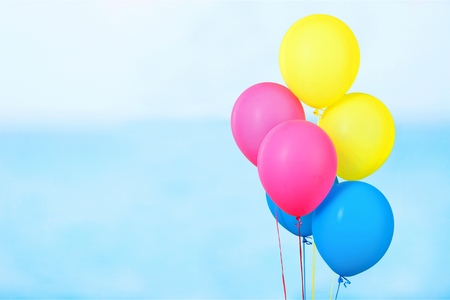 globos de cumplea�os: Globos del cumplea�os.