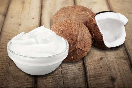 superfood: Coconut.