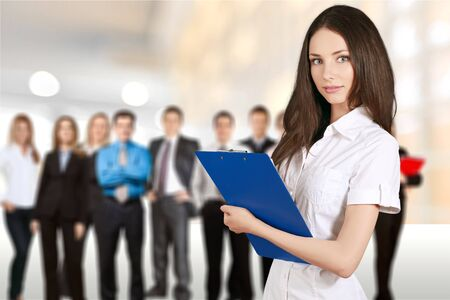 business team: Business Team. Stock Photo