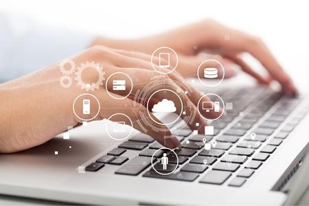Computer Technology. 스톡 콘텐츠