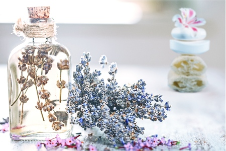 perfumed: Oil apothecary.