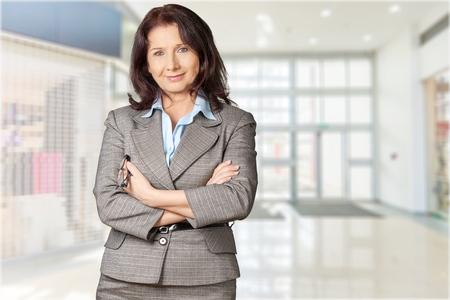 ethnic woman: Business Woman.