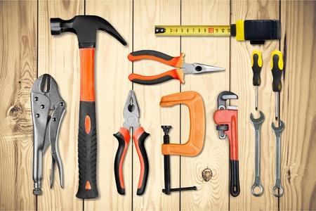 tool: Tools. Stock Photo