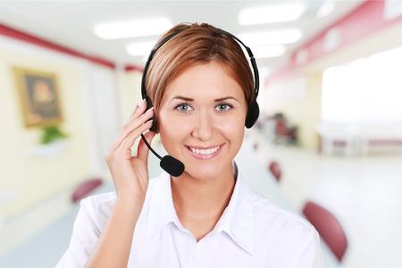 phone business: Call Center.