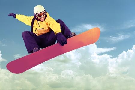 snowboarding: Snowboarding.