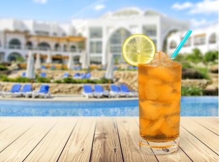 ice lemon tea: Ice Tea.