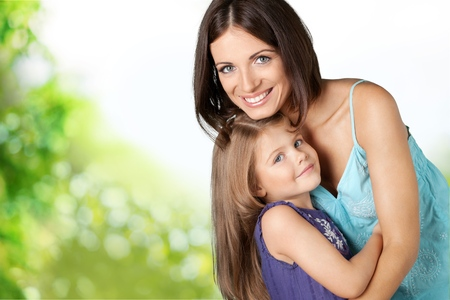 women's issues: Child and Mother.