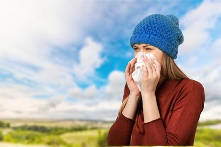 gripa: Resfriado y gripe.