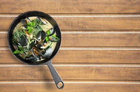 nether: Seafood.