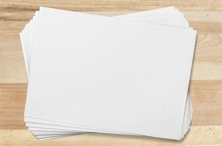 blanks: Blanks. Stock Photo