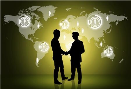 global partnership: Business Partnership.