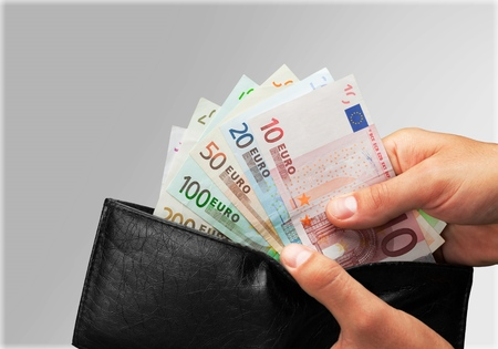 european currency: European Currency. Stock Photo