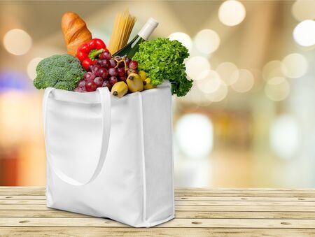 reusable: Shopping Bag.