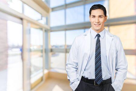 cirujano: Farmacéutico. Foto de archivo