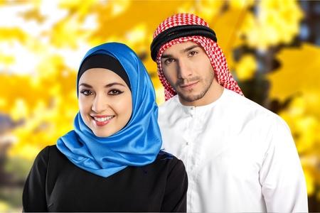 boy lady: Muslims.