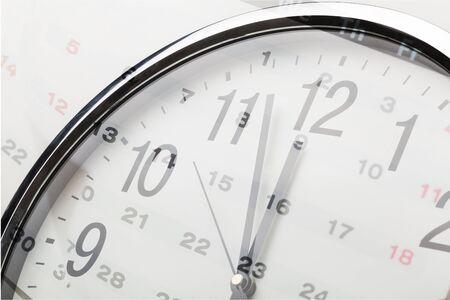 punctual: Puntual. Foto de archivo