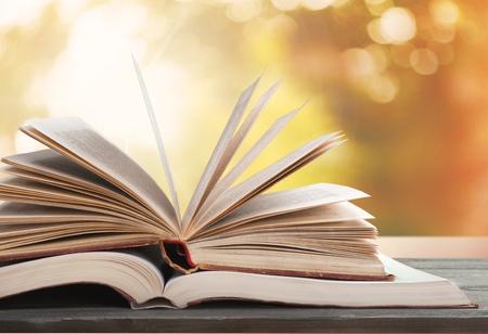 book stack: Book.