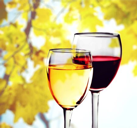 redwine: Wine. Stock Photo