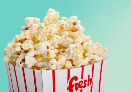 binge: Popcorn.