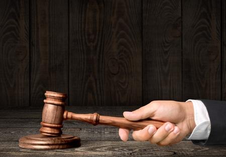 gavel: Judge Gavel.