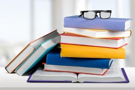Books. Reklamní fotografie - 46465697