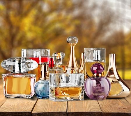Perfumes. Reklamní fotografie