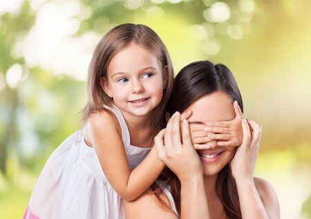 mama e hija: Maternidad.
