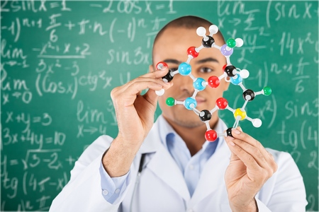 molecules: Chemistry.