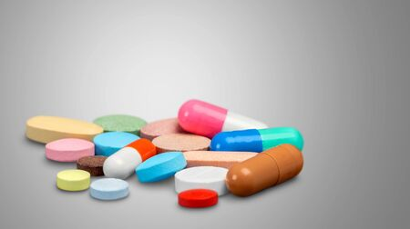 Pills. Standard-Bild