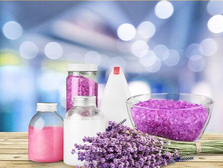 lavender coloured: Spa Treatment.