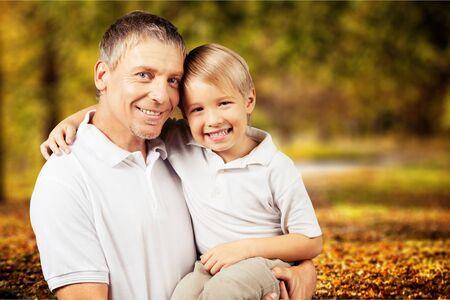 grandkid: Grandfather.