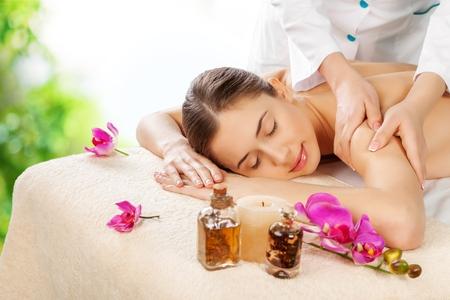 massage: Spa.