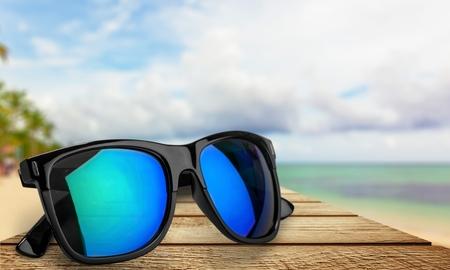 wayfarer: Sunglasses.