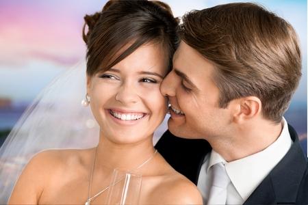 loving couples: Wedding.