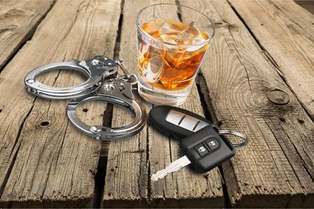 borracho: Conducir ebrio.