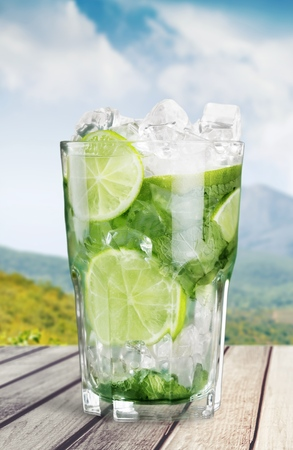 liquido: Beber. Foto de archivo