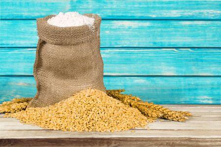 cereal plant: Flour.