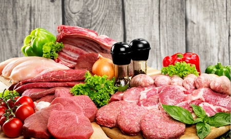 carnes rojas: Carne.