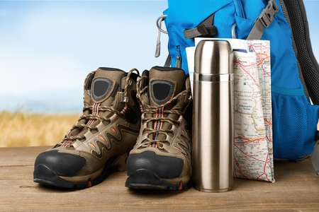 recreational climbing: Hiking.