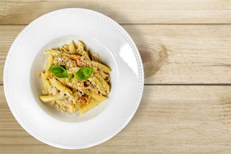 italian cuisine: Pasta.