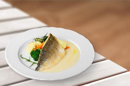 pikeperch: Fish.