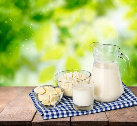 milk products: Milk products.
