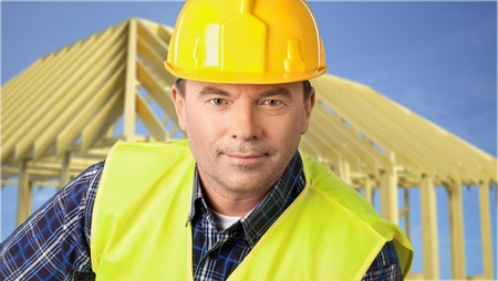 manual worker: Manual Worker. Stock Photo