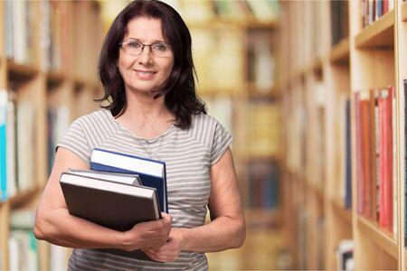 Bibliothécaire.