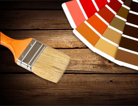 descriptive color: Paint Colors.